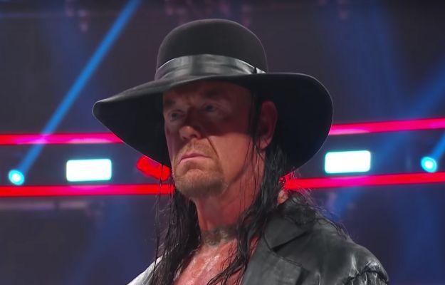 The Undertaker 2019