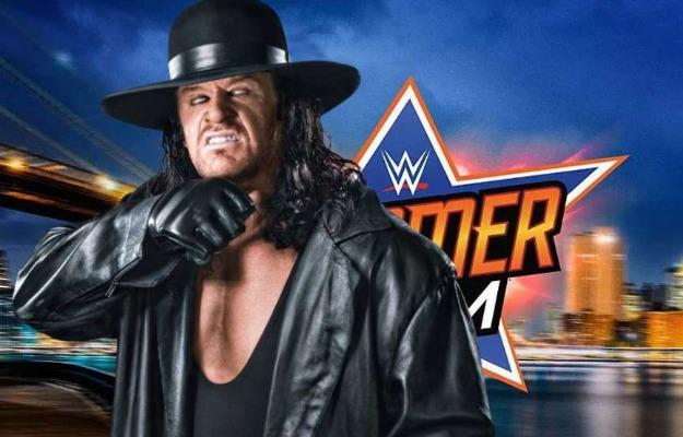 The Undertaker SummerSlam