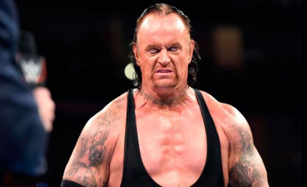The Undertaker Wrestlemania 35
