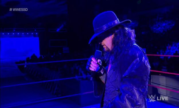 The Undertaker anuncia que Kane estará en su esquina en su combate contra Triple H en el Super Show-Down