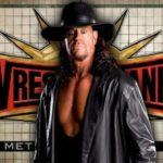 The Undertaker en las imágenes promocionales de Wrestlemania 35