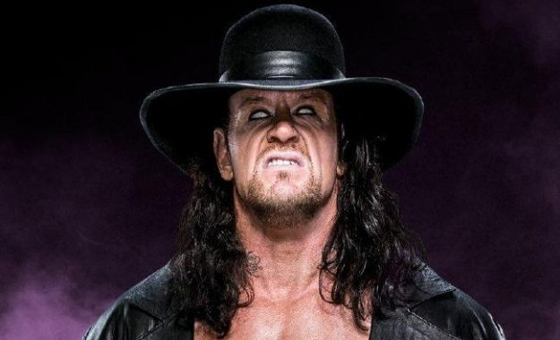 The Undertaker programa 1000