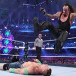 The Undertaker vs. John Cena Wrestlemania