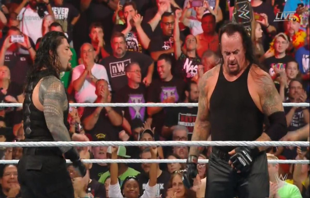 The Undertaker y Roman Reigns salen victoriosos en Extreme Rules