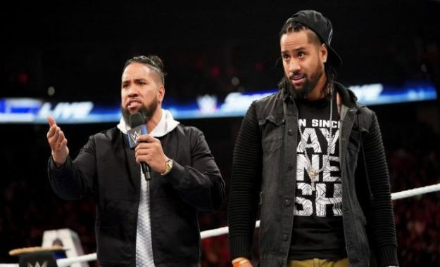 The Usos WWE