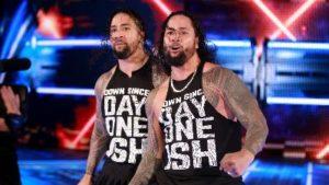 WWE noticias Usos Smackdown live