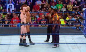 The bar se enfrentará a New Day para determinar a los rivales de los Bludgeons Brothers en Summerslam