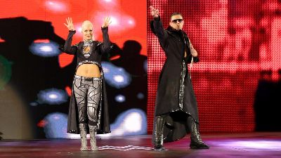 The Miz y Maryse WWE Noticias