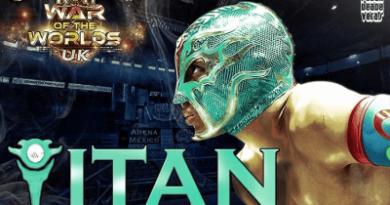 Titán del CMLL luchará en Ring of Honor