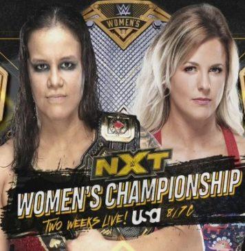 Titulo femenino NXT