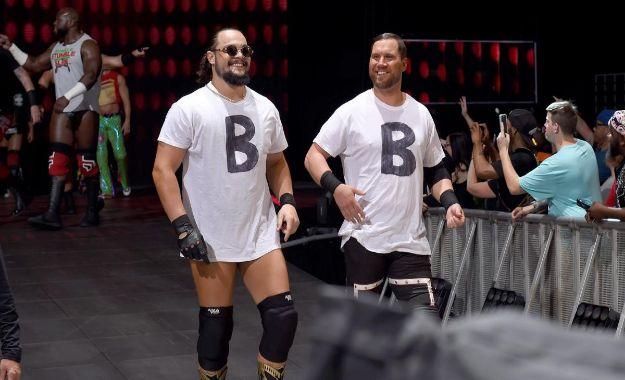 Titulos de parejas RAW en SummerSlam