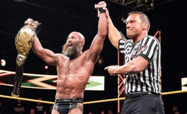 Tommaso Ciampa dice que NXT es el show A de la WWE