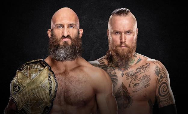 Tommaso Ciampa se enfrentará a Aleister Black en NXT Takeover Phoenix