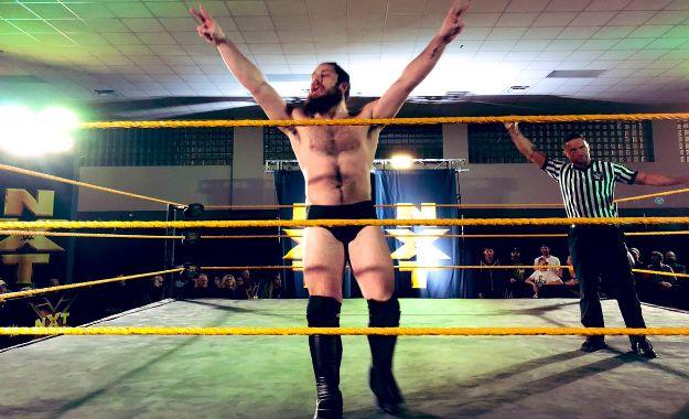Trevor Lee debuta en NXT