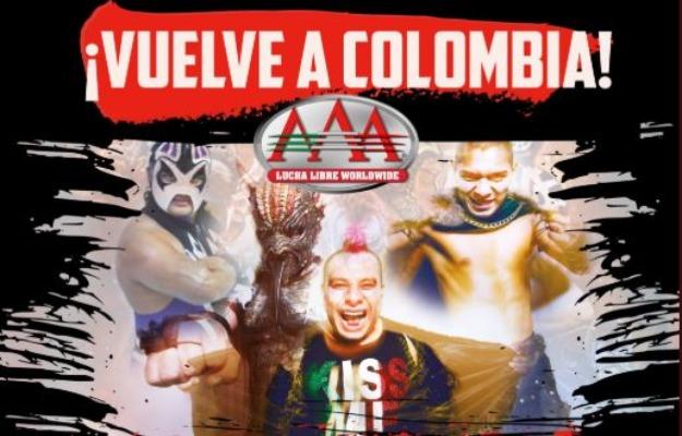 Triple A vuelve a Colombia