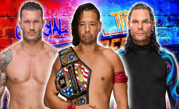 Jeff Hardy Triple Amenaza SummerSlam