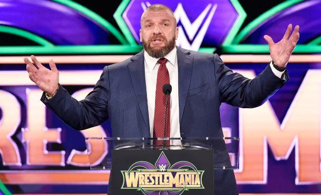 Triple H sobre el futuro de la división de WWE del Reino Unido