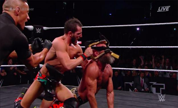 Triple H habla acerca de la rivalidad entre Gargano y Ciampa en NXT