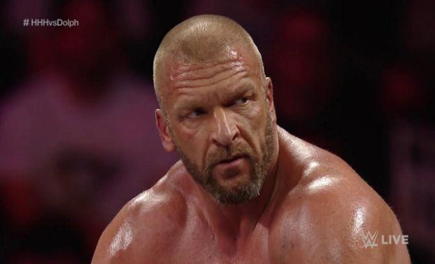 Triple H evita una pregunta sobre Brock Lesnar