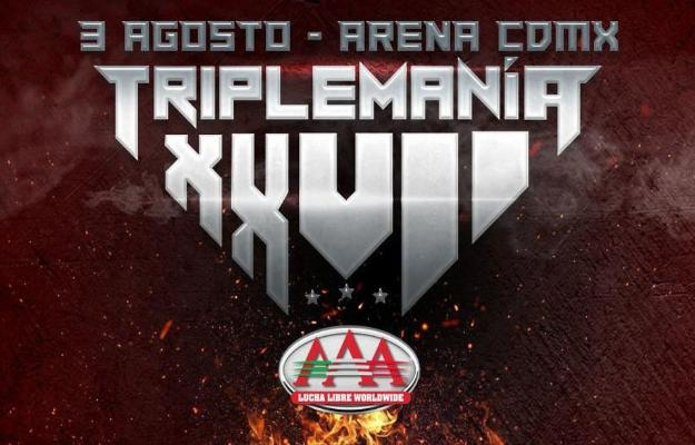 Triplemania 27