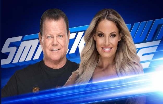 Trish Stratus regresa a WWE SmackDown Live este martes