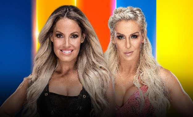 Trish Stratus vs Charlotte Flair confirmado para WWE SummerSlam