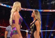 Trish Stratus vs. Charlotte Flair WWE SummerSlam 2019