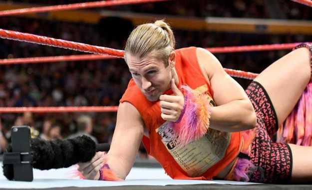 Tyler Breeze podría abandonar la WWE muy pronto