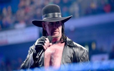 No Mercy The Undertaker