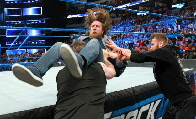 Vídeos SmackDown Live 20 de Marzo