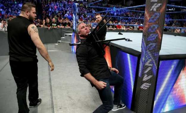 Vídeos WWE SmackDown Live 13 de Marzo 2018