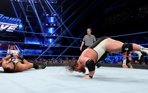 Vídeos WWE SmackDown Live