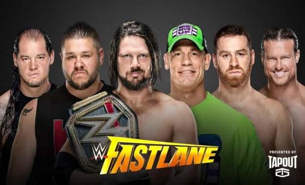 Ver WWE Fastlane 2018 en vivo y español