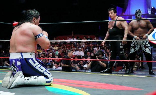Viernes Espectacular CMLL 10-May-2019
