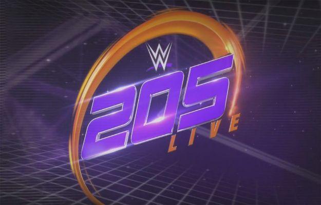 WWE 205 Live 12 de Marzo (Cobertura y resultados en directo)