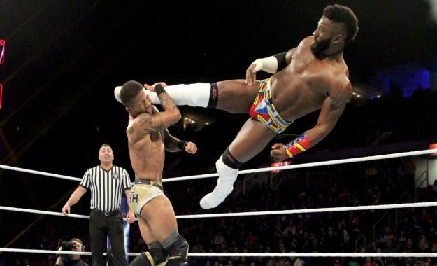 WWE 205 Live 14 de Noviembre (Cobertura y Resultados en directo)