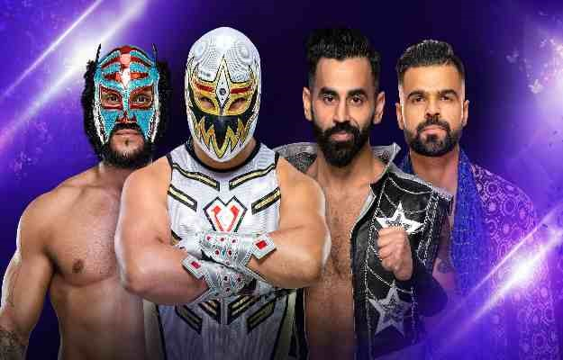 WWE 205 Live del 2 de julio (Cobertura y resultados en directo)