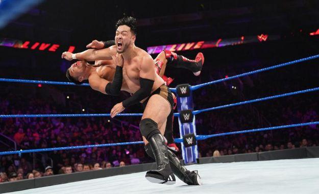 WWE 205 Live resultados del 29 de enero