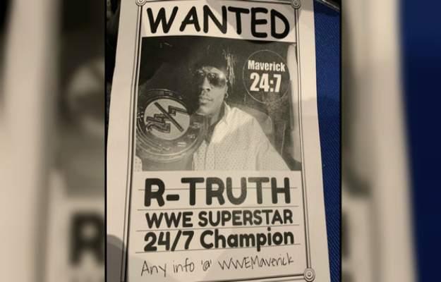 WWE 24/7 Championship SDCC