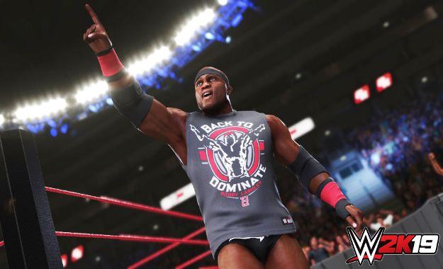 WWE 2K19 Titanes