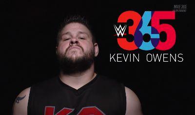 WWE 365 Kevin Owens