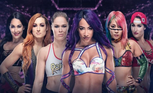 WWE Abre casting
