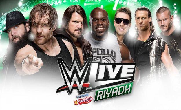 WWE Arabia Saudi