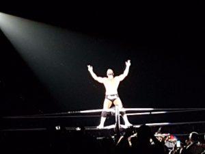 WWE Barcelona Bobby Roode