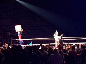 WWE Barcelona Breezango