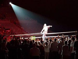 WWE Barcelona Shinsuke Nakamura