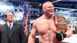 WWE Brock Lesnar