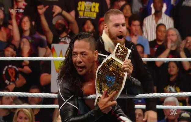 WWE Clash of Champions_ Nakamura retiene el campeonato Intercontinental