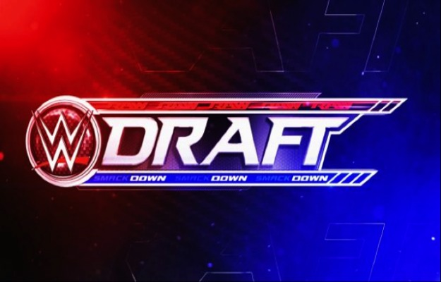 WWE Draft center 2019