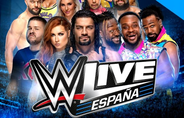 Entradas WWE España